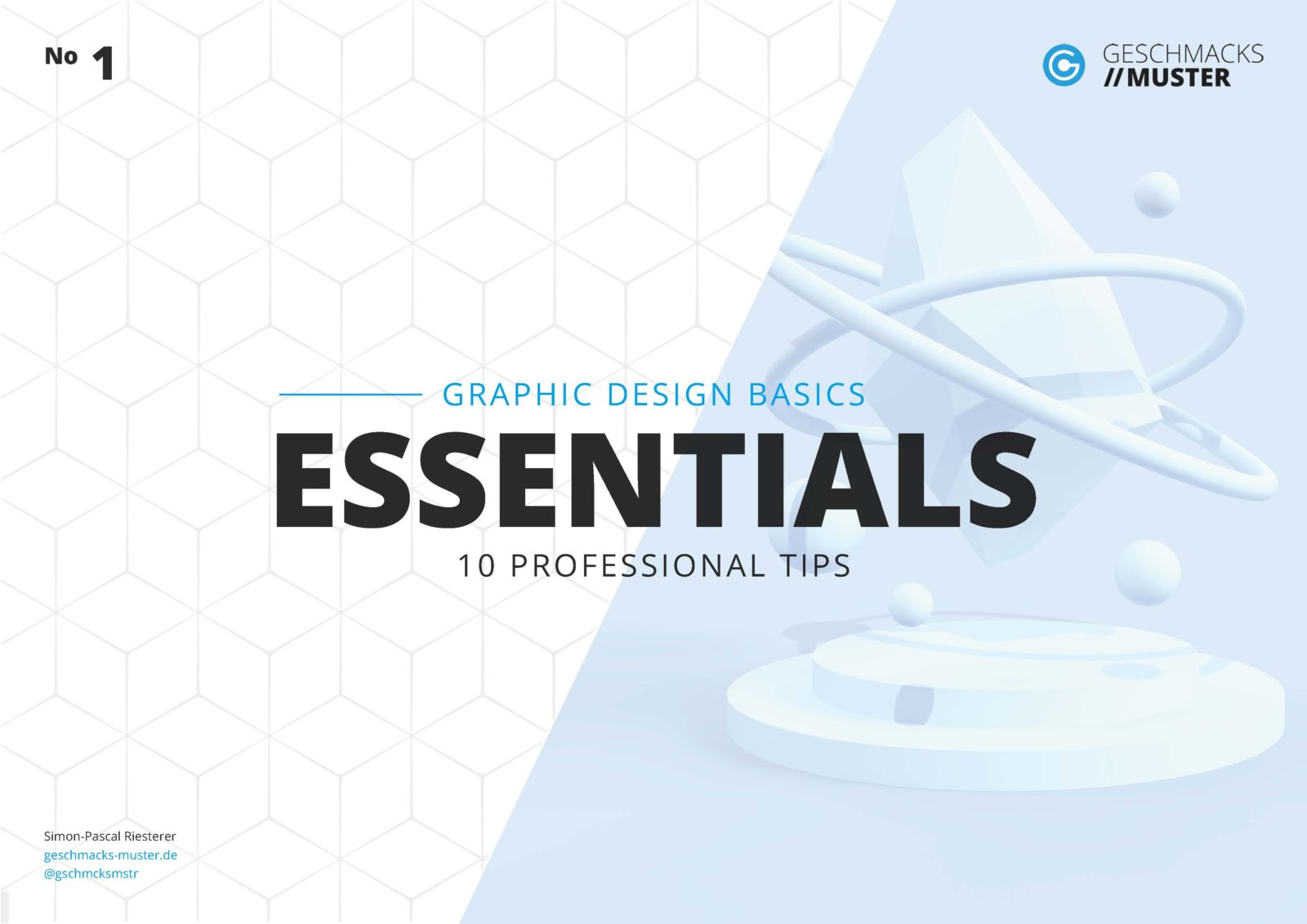 Cover Graphic Design Basic Essentials