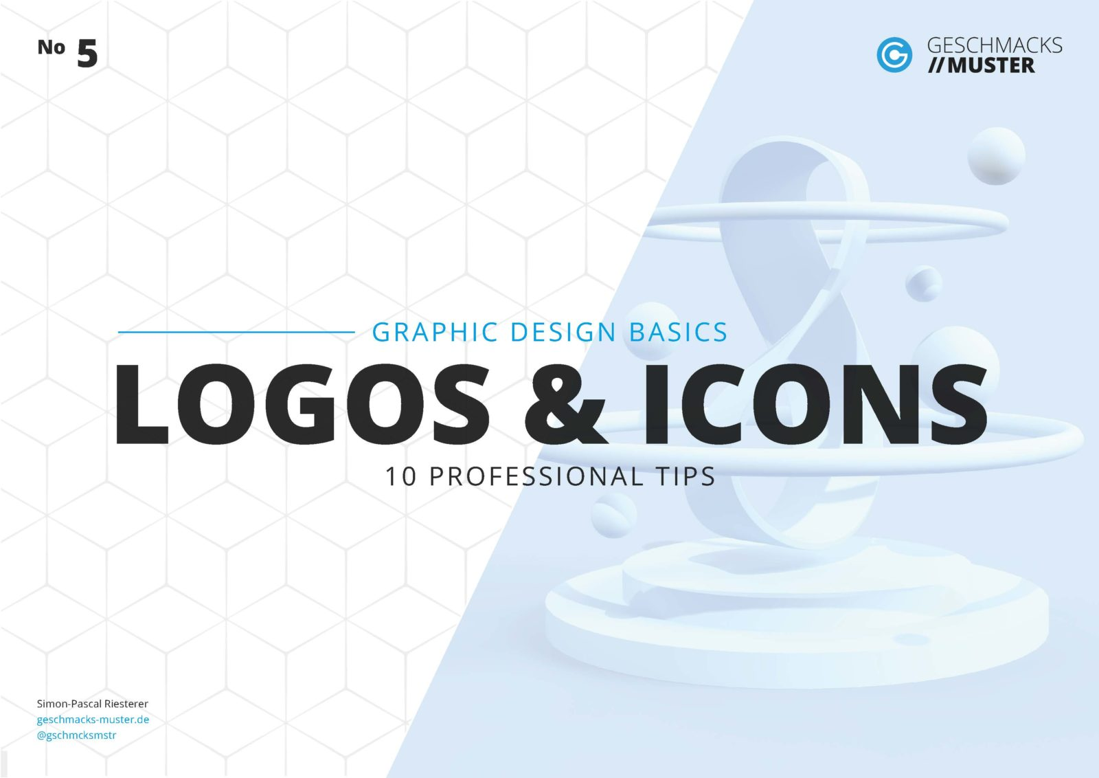 Cover Graphic Design Basic Logos & Icons