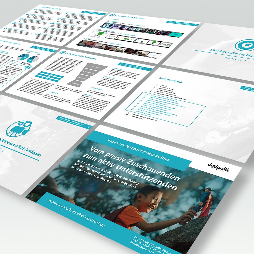 Referenz Hochschule der Medien Studie Nonprofit Marketing